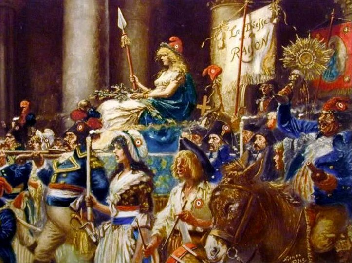 a history of french revolution in the late 1700s